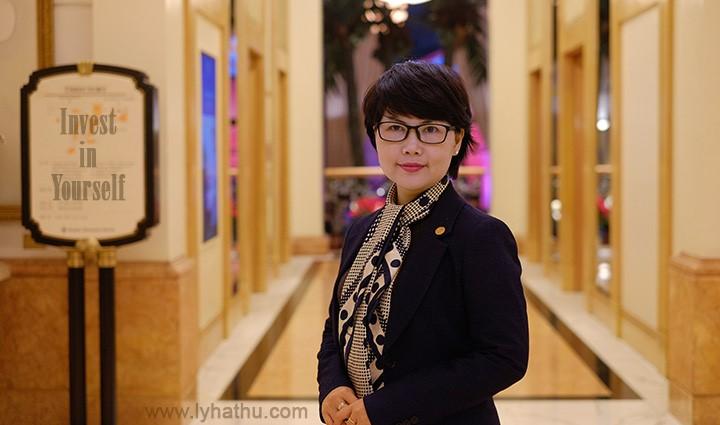 Cô Jenny Lý Hà Thu, giám đốc đào tạo của BCA ( Business Coaching Asia) với gần 20 năm kinh nghiệm quản trị và điều hành doanh nghiệp.